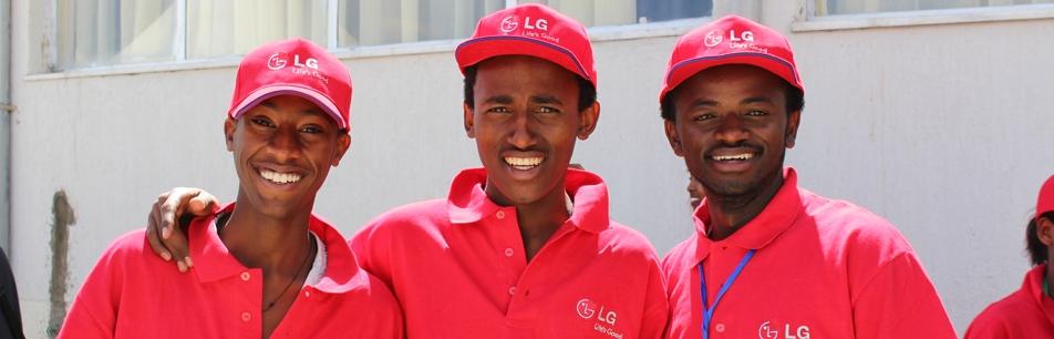 에티오피아 소년 '칸파'의 꿈