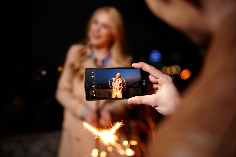 LG G4로 야경을 찍는 라이프스타일 컷