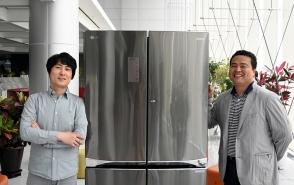 세계 3대 디자인상을 휩쓴 'LG 더블 매직스페이스' 디자이너를 만나다