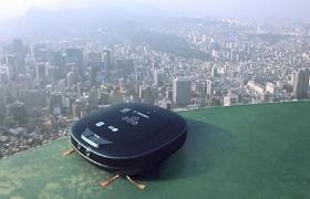 더 아찔하게 돌아왔다! 로보킹 YTN 서울타워 극한청소 도전