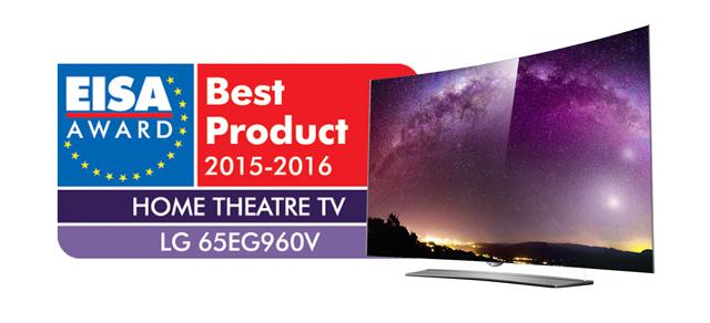 65형 울트라 올레드 TV(65EG960V) 이미지 입니다.
