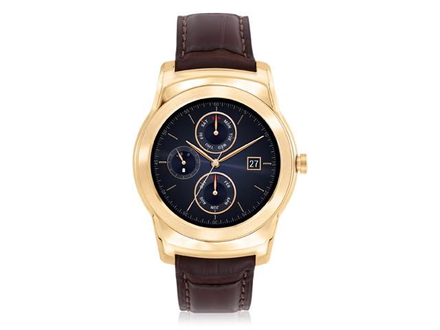 'LG 워치 어베인 럭스(LG Watch Urbane Luxe)'의 제품 이미지입니다.