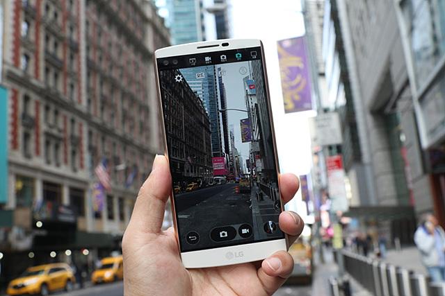 v10으로 보는 뉴욕거리
