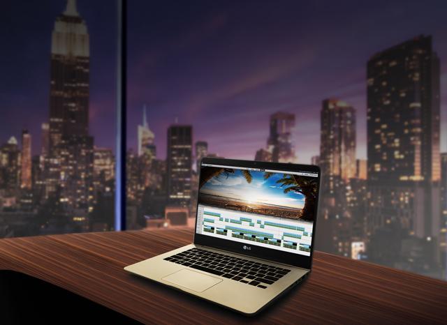 초슬림 프리미엄 노트북 '그램'  이미지 입니다.