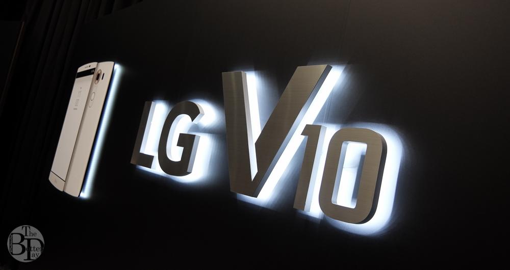 LG V10 로고