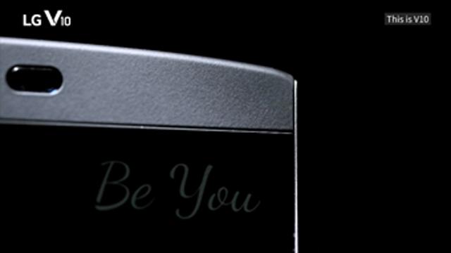 V10의 독창적 의미 be you
