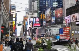 LG V10 카메라로 담은 뉴욕의 가을