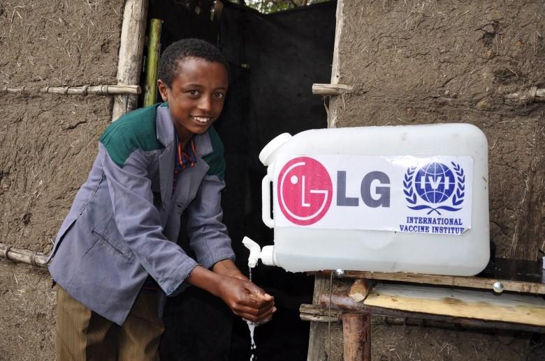 에티오피아 오로미아주 22개교에서 국제백신연구소와 함께하는 위생교육