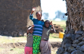 CSR 서포터즈 러브지니가 찾은 에티오피아의 희망