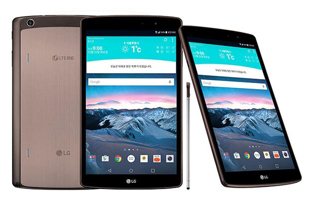 'G패드 Ⅱ 8.3 LTE' 제품 이미지 입니다.