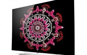 LG 울트라 올레드 TV(65EF9500) 제품사진 입니다.