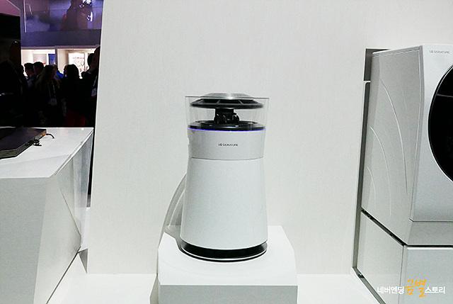LG 시그니처 공기청정기