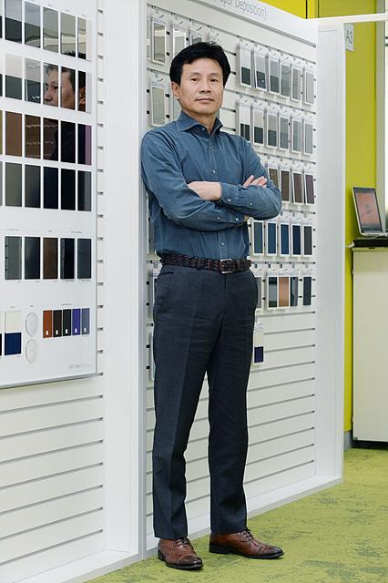 LG전자 노창호디자인센터장 인터뷰