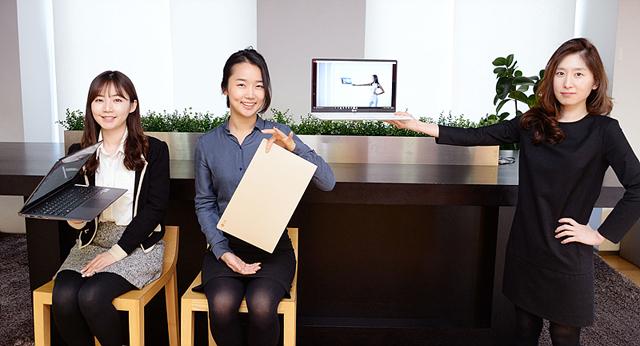 LG전자 '그램15' 기획/마케팅/영업 맡은 여성 3인방의 인터뷰