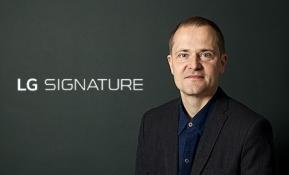 'LG 시그니처' 마스터 디자이너, 톨스텐 벨루어를 만나다