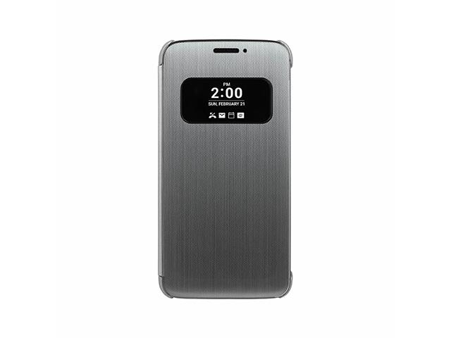 LG전자가 공개한 전략 스마트폰 'G5' 전용 케이스 '퀵 커버' 입니다.