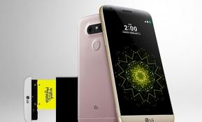 'LG G5', 유력 IT 매체 인기투표서 압승
