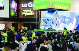 'MWC 2016' 현장, LG '플레이그라운드' 테마파크에 가다!