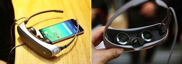 LG G5 Friends 중 하나인 360 VR