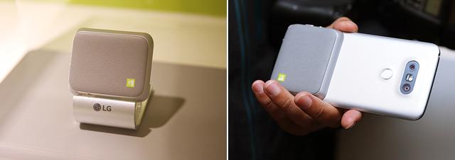 G5 카메라의 활용도를 높인 프렌즈! LG 캠 플러스