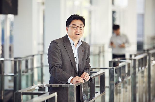 LG전자 채용팀 이동훈 인사담당자의 모습