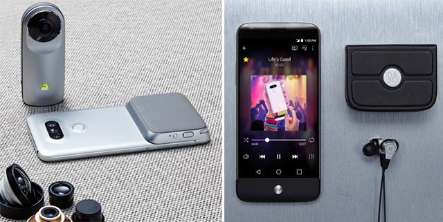 LG G5 프렌즈 이미지