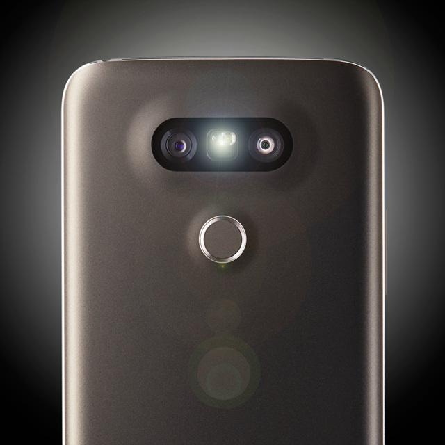 LG G5 후면 키 모습