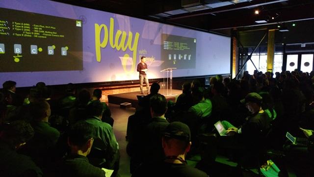 LG전자가 지난 15일 美 샌프란시스코에서 'G5와 프렌즈'의 개발 환경과 개발자 지원 프로그램을 소개하는 개발자 콘퍼런스를 개최했다.