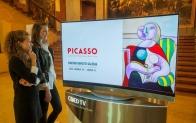 LG 올레드 TV, 현대 미술 거장(巨匠) 피카소의 감동 전한다