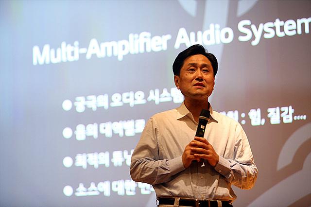 G5로 고음질 오디오 시스템을 구축하는 법 – 안효상 부장