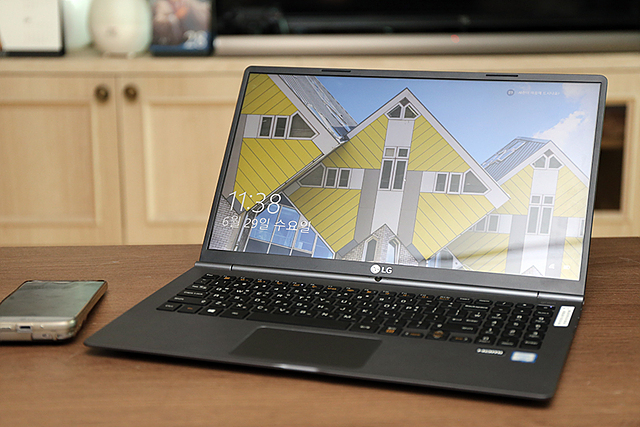 LG PC 그램 제품 이미지