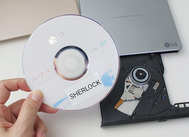 DVD를 굽는 것뿐만 아니라 DVD로 플레이 용도로도 활용할 수 있습니다.