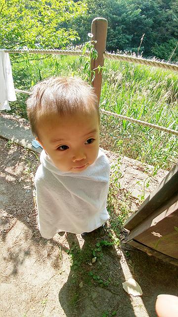 G5로 촬영한 남자 아이사진