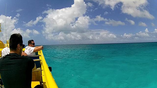 LG 액션캠 LTE으로 촬영한 바다 사진
