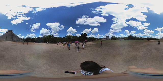 LG 360 캠으로 야외에서 촬영한 사진