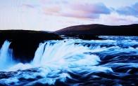 LG 올레드 TV로 담은 오로라와 아이슬란드 대자연의 풍광