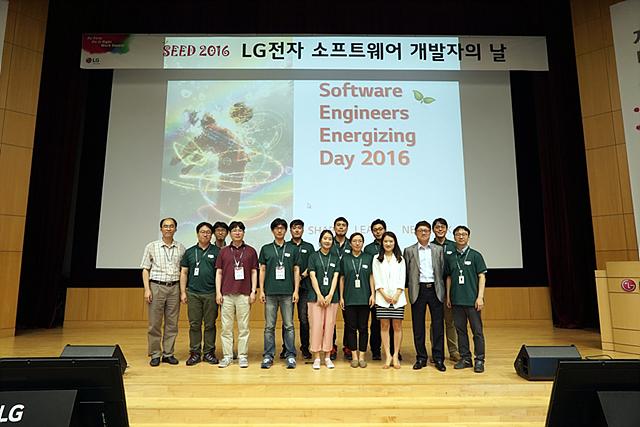 SEED 2016 Staff 단체 사진