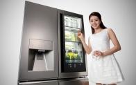 超프리미엄 'LG 시그니처 냉장고', 얼음정수기 품었다