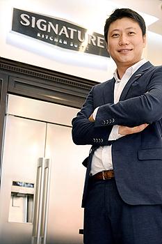 시그니처 키친 스위트 개발자 인터뷰 - 김백규 과장
