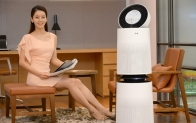 '360도 공기정화' LG 퓨리케어 공기청정기, 사용편의성 높여 유럽 건강가전 공략