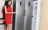 계속된 무더위에 LG 냉동고 판매 늘었다