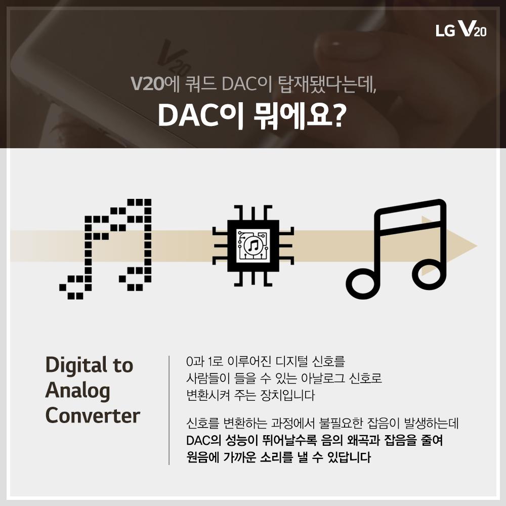 DAC 개념 설명