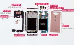 [심층해부] 속속들이 살펴본 LG V20