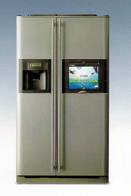 2000년 세계 최초 인터넷 냉장고
