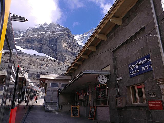 V20로 담은 스위스 자연 풍경 사진