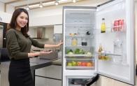 LG전자, 1~2인 가구 맞춤형 유럽 스타일 냉장고 출시