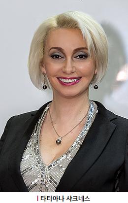 LG전자 러시아법인 커뮤니케이션 디렉터 – 타티아나 샤크네스