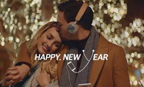 'LG V20'가 전하는 행복한 'HAPPY NEW YEAR'