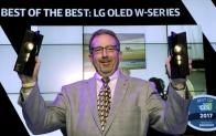 'CES 2017' 공식 어워드 '최고상(Best of the Best)'은 'LG 시그니처 올레드 TV W'
