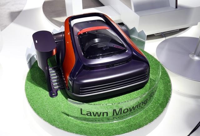 잔디 깎기 로봇